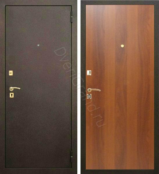 металлическая дверь 230 х 90